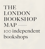 London Bookshop Map 2013