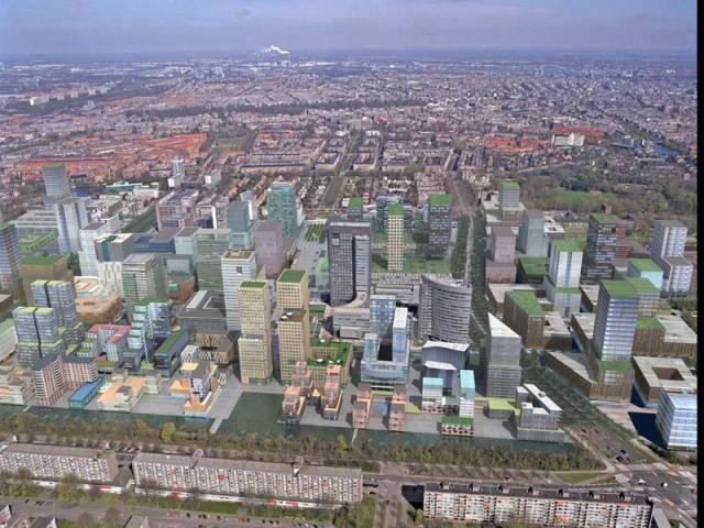 Netherlands economy for Amsterdam economica