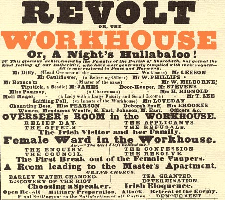 Shoreditch Poster 1847