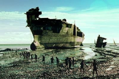 Ship Breaking Yard Bangladesh