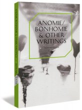 Anomie Bonhomie book cover