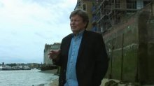 Marcus Rediker in interview in London