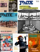 Mute magazine covers
