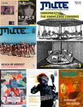 Mute magazine covers