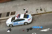 Cops die also