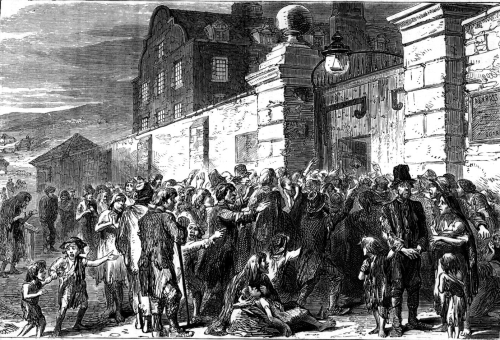 poor law The english poor laws were a system of poor relief which existed in england  and wales that developed out of late-medieval and tudor-era laws being  codified.